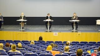 Prima întâlnire oficială a conducerii Consiliului Județean Constanța cu reprezentanții ONG-urilor
