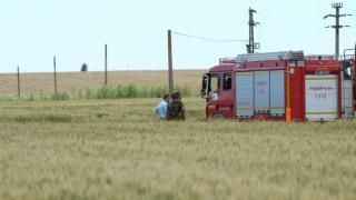 Starea pilotului militar care s-a catapultat în accidentul aviatic de la Kogălniceanu