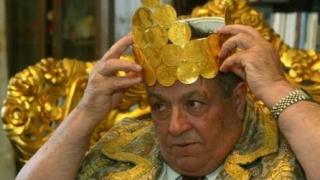 A murit împăratul autointitulat al romilor Iulian Rădulescu