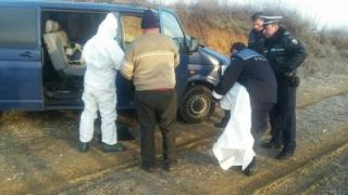 Dubla crimă de lângă Târgovişte: un prim suspect, prins de Poliţie!