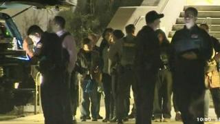 Împuşcături în California! Zece persoane, între care şi copii, au fost rănite