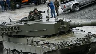 Înarmare: Ungaria cumpără tancuri și piese de artilerie din Germania