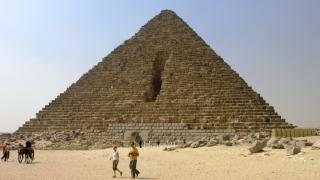 Încă două piramide egiptene deschise pentru public