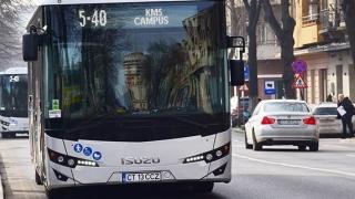 Încă un lot de autobuze noi, în trafic. Pentru cele electrice, avem de așteptat