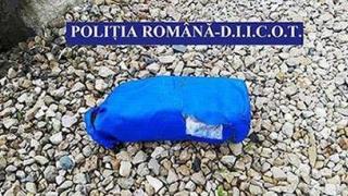 Cocaină pe litoral: încă un pachet, descoperit lângă Eforie Sud