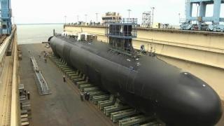 Încă un submarin în marina militară americană