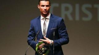 Încă un trofeu pentru Cristiano Ronaldo