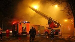 Incendiu la o casă din Năvodari!