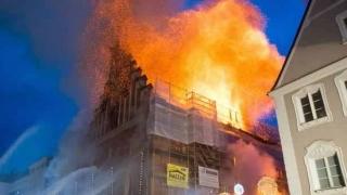 Precizări MAE privind incendiul produs în imobilul locuit de români în Germania