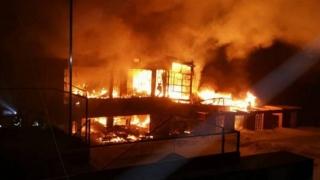 Cercetările în cazul incendiului de la Bamboo, preluate de procurori