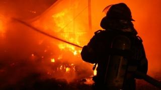 Incendiu puternic în Constanța!