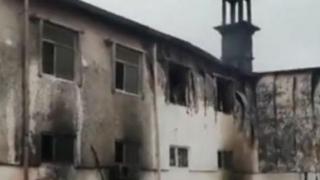 Incendiu la un hotel: 19 persoane decedate, 23 rănite