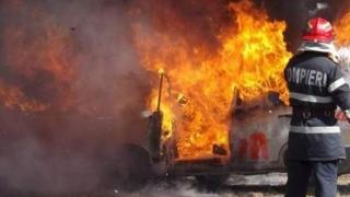 Panică și incendiu PUTERNIC la un hotel! Sute de persoane, evacuate