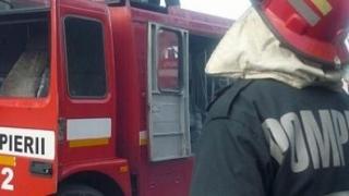 INCENDIU la sediul SPIT Constanţa! Persoane evacuate!