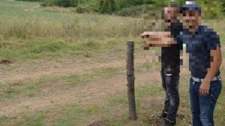 Încercau să intre în România şi au fost opriţi la frontieră