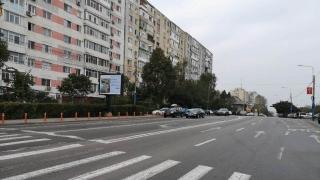 Trafic restricționat pe bd. Tomis din Constanța, timp de patru zile