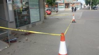 Bărbat înjunghiat în plină stradă!