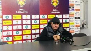 Gică Hagi, mulţumit de evoluţia din Cupa României
