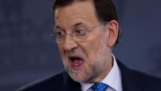 Rajoy nu va autoriza publicarea oficială a listei consilierilor - miniştri, din care fac parte doi arestaţi şi doi fugari