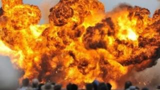 Explozie puternică la un hotel din India. Mai mulți morți și răniți