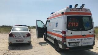 Militarul şi adolescentul de 14 ani dispăruţi în Corbu, găsiţi înecaţi pe plaja din Vadu