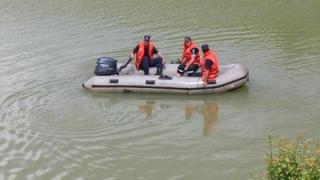 SFÂRȘIT CUMPLIT! S-a înecat în lacul Techirghiol