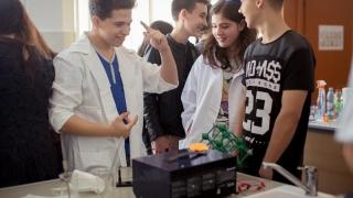 Inedit la Constanța! Primul Târg de Științe își prezintă... experimentele