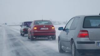 Trafic dificil pe șosele. Vezi unde sunt blocaje și drumuri închise!