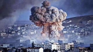 Infrastructura iraniană din Siria, distrusă de israelieni