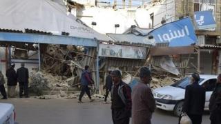Cutremur puternic! Sute de victime