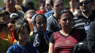 În Italia se recensează romii! Scandal politic