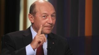 Întâlnire între Traian Băsescu și electorat, la Pavilionul Expozițional Constanța