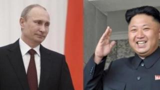 Vladimir Putin anunţă o întâlnire cu Kim Jong-Un