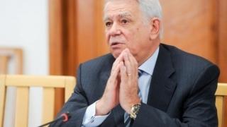 Meleşcanu s-a întâlnit cu preşedintele croat. Ce strategie s-a aflat pe agenda comună