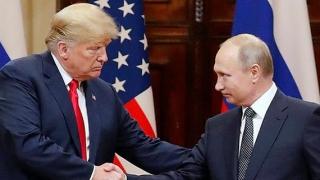 Prietenie! Donald Trump l-a invitat pe Vladimir Putin în SUA, la toamnă