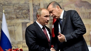 Erdogan și Vladimir Putin se vor întâlni, strategic, pe malul Mării Negre