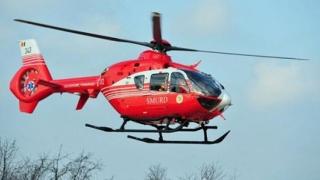 Împuşcat la o partidă de vânătoare! A intervenit elicopterul SMURD