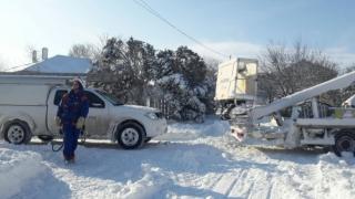 Toate localitățile din județul Constanța au curent electric