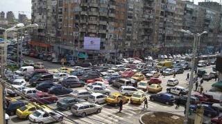 Interzis mașinilor în București! Vezi de ce!