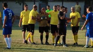 În Liga Old-Boys Constanța la fotbal, încă un jucător suspendat până la finalul actualei ediţii