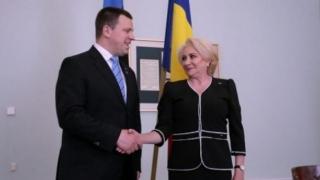 Întrevedere Dăncilă - preşedintele Estoniei, Kersti Kaljulaid
