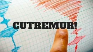 Patru cutremure într-o singură zi, în România