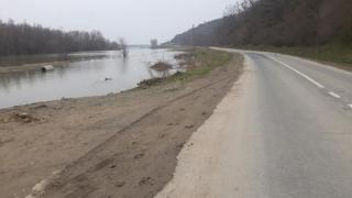 Cod galben de inundaţii pe râurile din Dobrogea, până miercuri dimineaţa