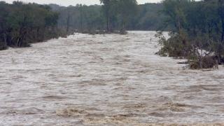 Cod galben de inundaţii pe râurile din judeţele Constanţa, Tulcea şi Prahova până joi la prânz