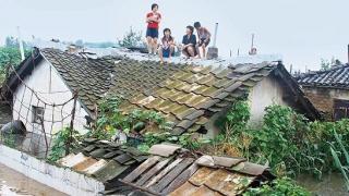 Coreea de Nord: 133 de morți și 395 de persoane dispărute în urma inundațiilor