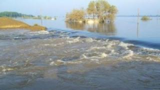 Cod Galben și portocaliu de inundații, pe Dunăre, până în mai