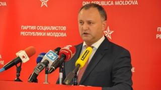 Igor Dodon a preluat mandatul de preşedinte al R. Modova