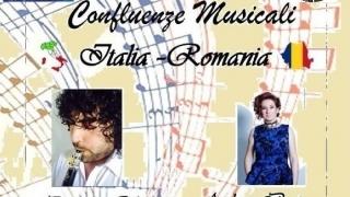"""Concert Extraordinar """"Confluenze Musicali. România - Italia"""""""