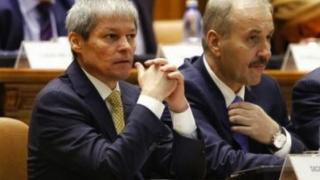 Cioloş, Dragu şi Dâncu, invitați în Parlament joi. Vasile Dâncu a anunţat că nu vine
