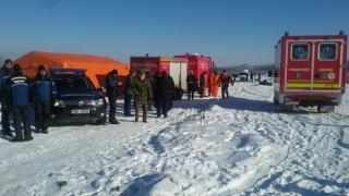 Situaţie de urgenţă: Mai mulţi turişti, blocaţi la Bâlea Lac din cauza viscolului